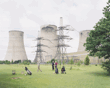 © Simon Roberts - Ratcliffe-on-Soar Power Station @Whitechapel Gallery